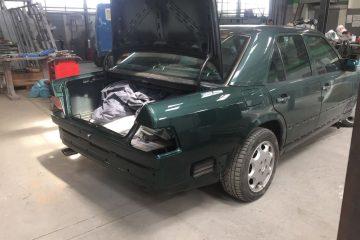 Mercedes E24 (w124) 4,2Liter V8